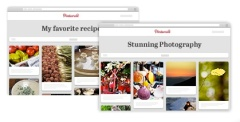 Create a board (Pinterest 101, 2013)